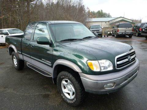 2001 Toyota Tundra for sale in Milford, NH