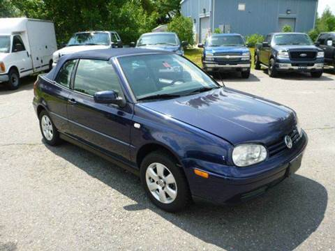 2002 Volkswagen Cabrio for sale in Milford, NH