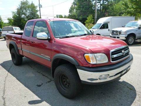 2000 Toyota Tundra for sale in Milford, NH