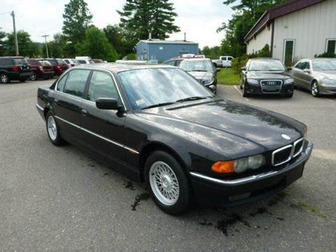 2000 BMW 7 Series for sale in Milford, NH