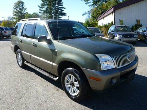 2004 Mercury Mountaineer for sale in Milford, NH