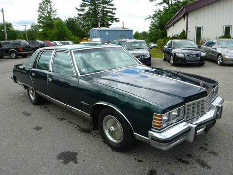 1977 Pontiac Bonneville for sale in Milford, NH