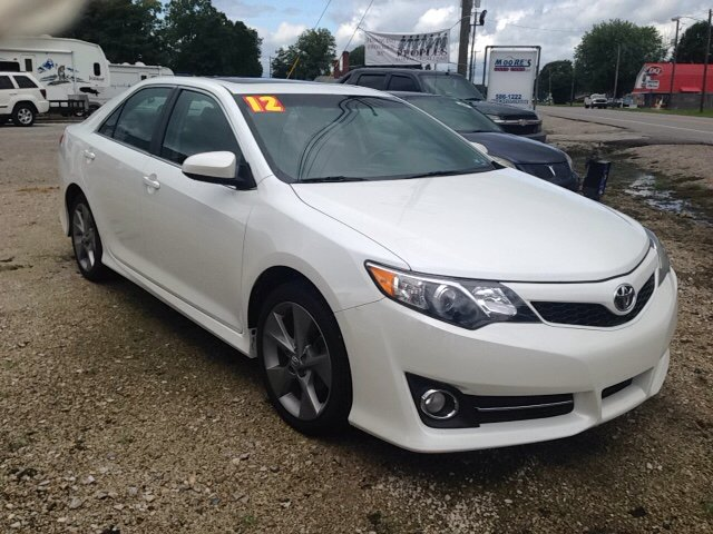 2012 Toyota Camry SE Sport Limited Edition 4dr Sedan   Eleanor WV