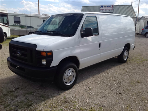 2011 Ford E-Series Cargo for sale in Eleanor, WV
