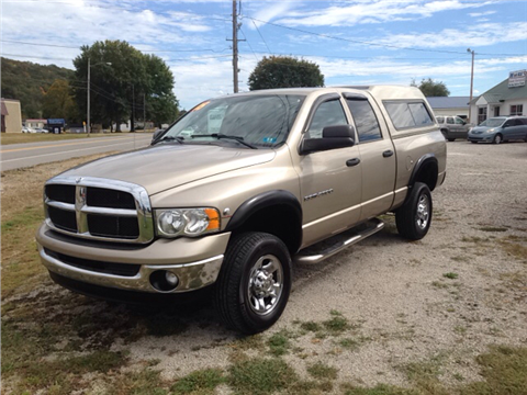 2005 Dodge Ram Pickup 2500 for sale in Eleanor, WV