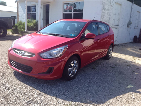 2014 Hyundai Accent for sale in Eleanor, WV