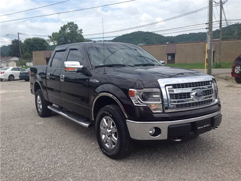 2014 Ford F-150 for sale in Eleanor, WV