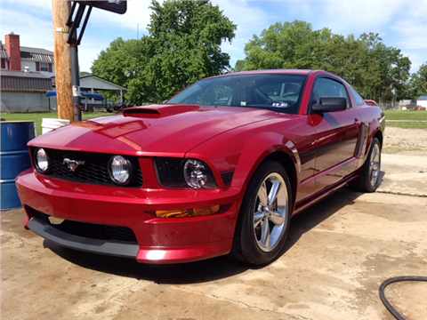 2009 Ford Mustang for sale in Eleanor, WV