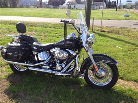 2007 Harley-Davidson Heritage Softail  for sale in Eleanor, WV