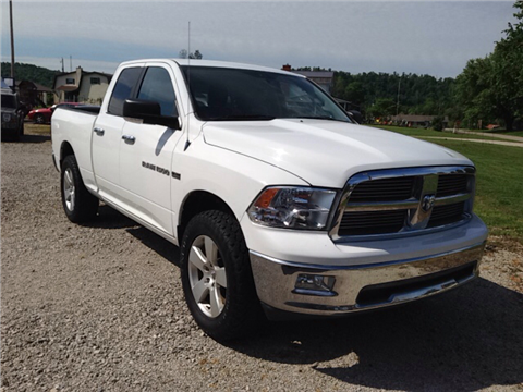 2011 RAM Ram Pickup 1500 for sale in Eleanor, WV
