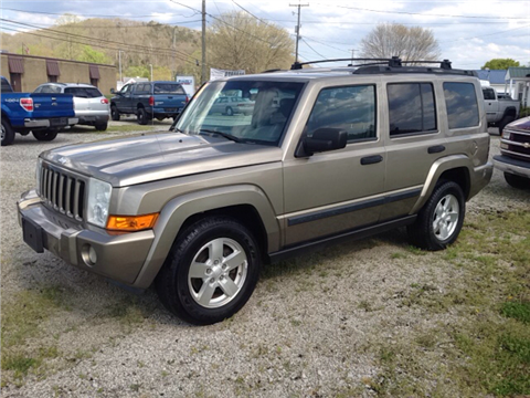 2006 Jeep Commander for sale in Eleanor, WV