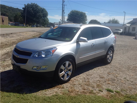2012 Chevrolet Traverse for sale in Eleanor, WV