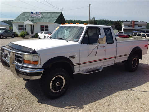 1997 Ford F-250 for sale in Eleanor, WV