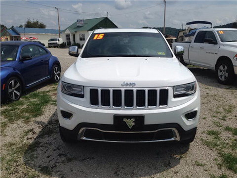 2015 Jeep Grand Cherokee for sale in Eleanor, WV