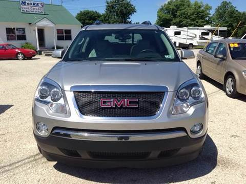 2007 GMC Acadia for sale in Eleanor, WV