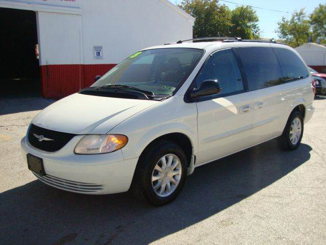 2003 Chrysler Town and Country eX FWD - Dallas TX