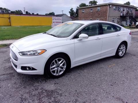 2015 Ford Fusion for sale in Metairie, LA