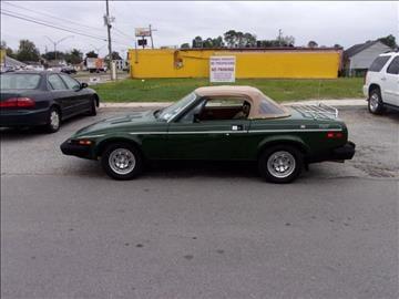 1980 Triumph TR7 for sale in Metairie, LA
