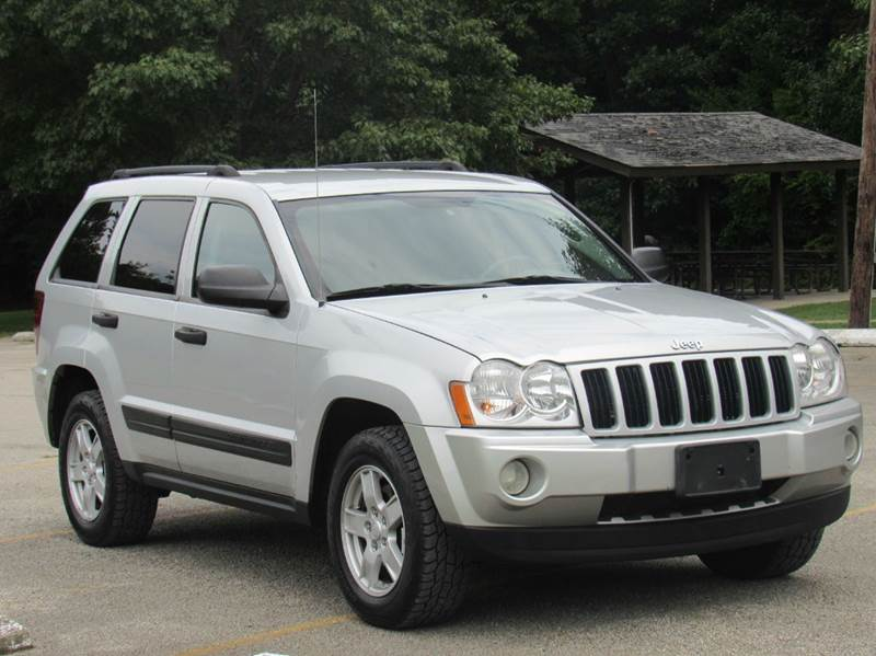 2005 jeep grand cherokee 4dr laredo 4wd suv in mount zion il william 39 s auto land llc. Black Bedroom Furniture Sets. Home Design Ideas