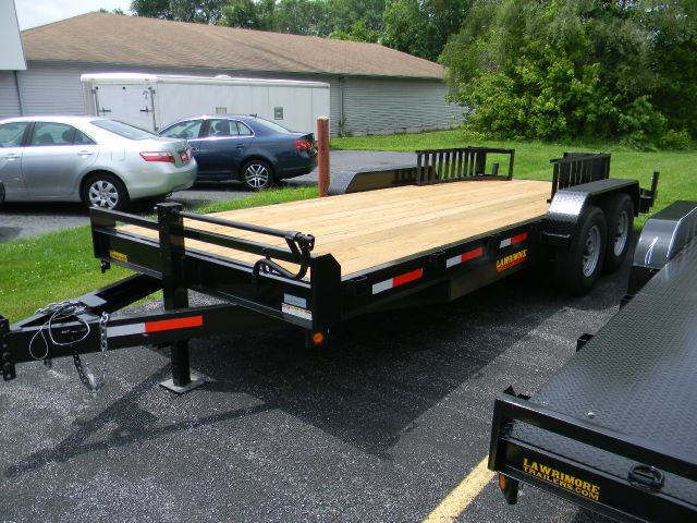2014 Lawrimore 83x20 14K Wood Deck