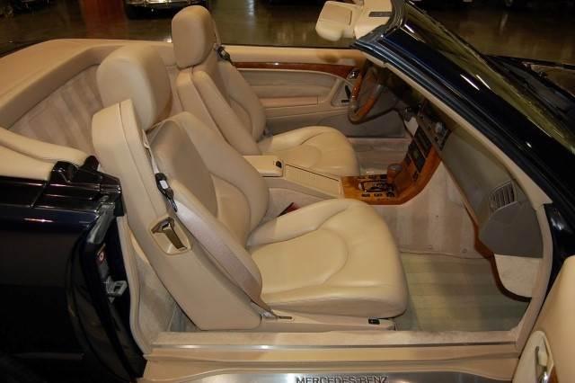 2001 Mercedes-Benz SL-Class  - Marietta GA