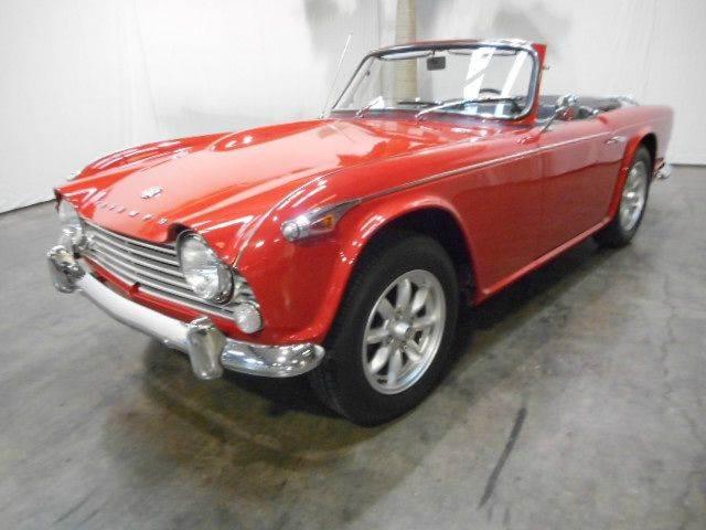 1968 Triumph TR4