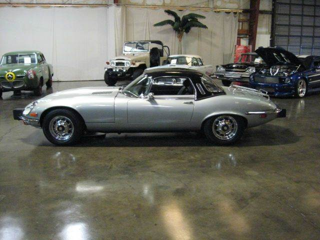 Jaguar E Type For Sale In Delaware Carsforsale Com