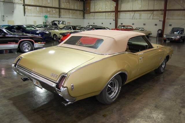 1969 Oldsmobile 442  - Marietta GA