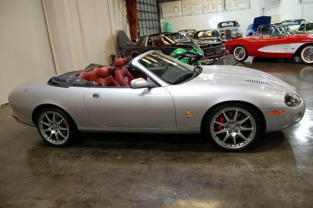 2004 Jaguar XKR Base 2dr Supercharged Convertible - Marietta GA