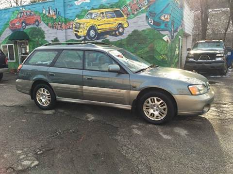 2002 Subaru Outback for sale in Pittsburgh, PA