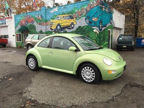 2002 Volkswagen New Beetle for sale in Pittsburgh, PA