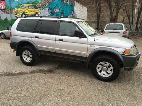 2002 Mitsubishi Montero Sport for sale in Pittsburgh, PA