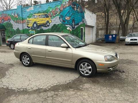 2005 Hyundai Elantra for sale in Pittsburgh, PA