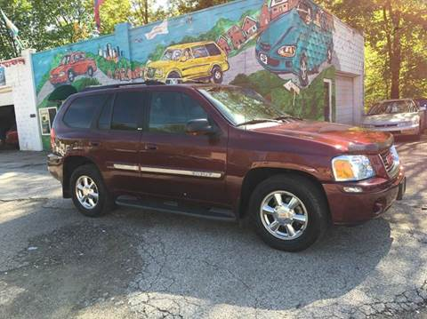 2003 GMC Envoy for sale in Pittsburgh, PA