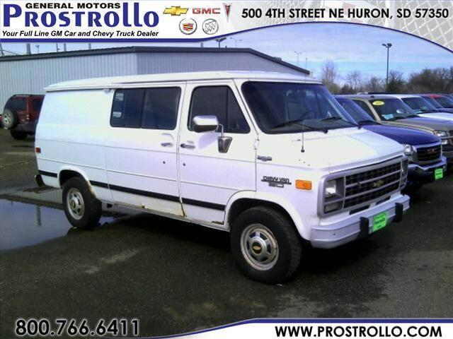 Used 1995 Chevrolet Chevy Van For Sale