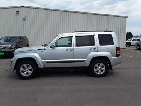 2012 Jeep Liberty for sale in Huron, SD