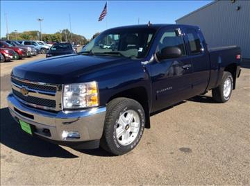 2012 Chevrolet Silverado 1500 For Sale In Huron Sd