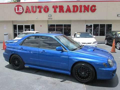 2002 Subaru Impreza for sale in Orlando, FL