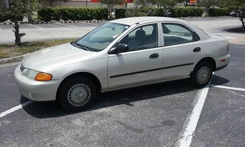 1998 Mazda Protege for sale in Tampa, FL