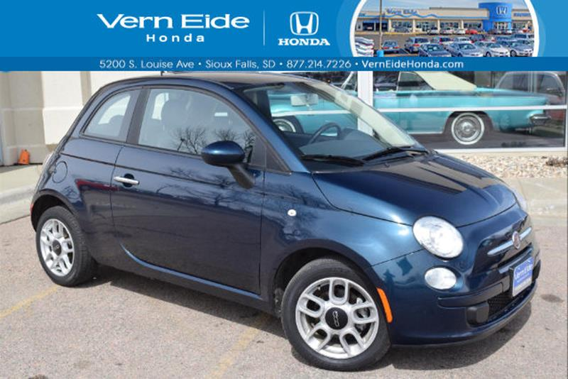 Fiat for sale in sioux falls sd for Big city motors sioux falls sd