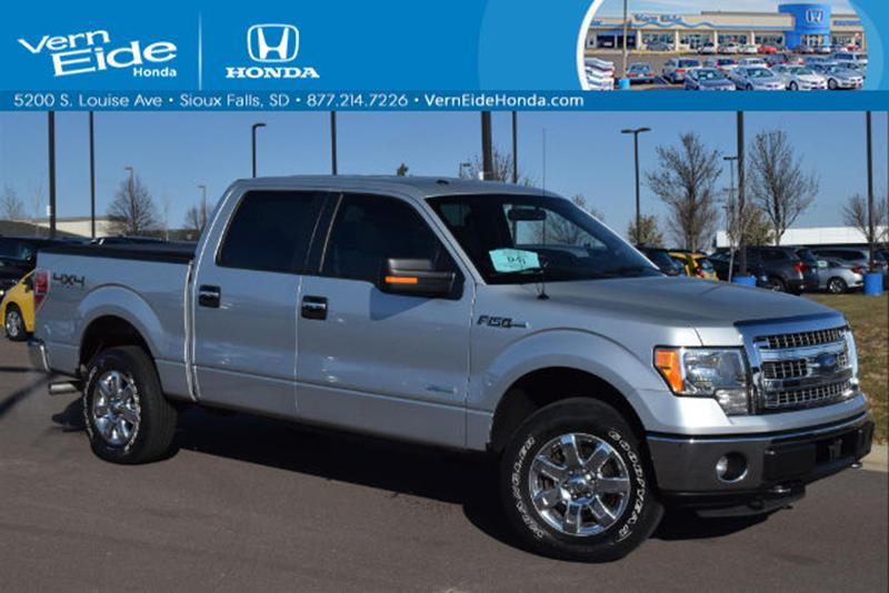 Vern Eide Ford >> Ford F-150 For Sale in Sioux Falls, SD - Carsforsale.com