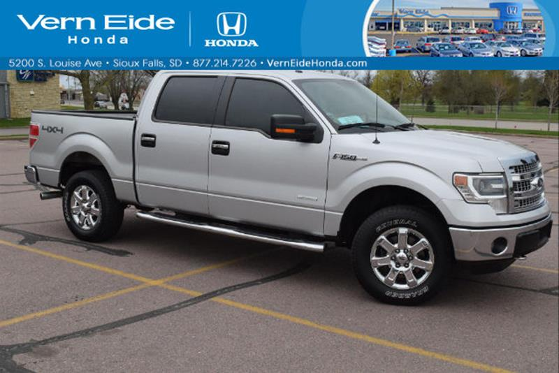 Used 2014 Ford F 150 For Sale In Sioux Falls Sd
