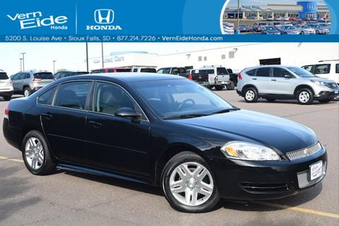 2013 Chevrolet Impala for sale in Sioux Falls, SD