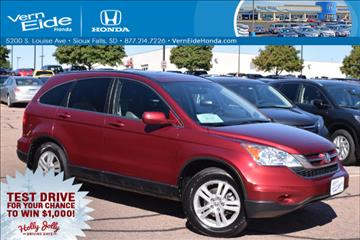 2010 Honda CR-V for sale in Sioux Falls, SD