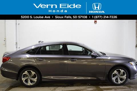 2019 Honda Accord for sale in Sioux Falls, SD