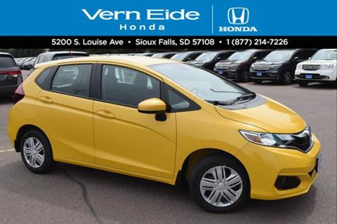 2018 Honda Fit For Sale In Sioux Falls, SD