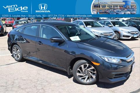 2017 Honda Civic for sale in Sioux Falls, SD