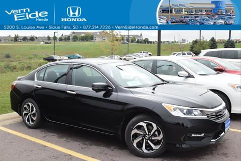 2017 Honda Accord for sale in Sioux Falls, SD