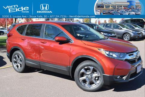2017 Honda CR-V for sale in Sioux Falls, SD
