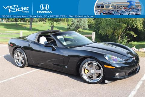 2005 Chevrolet Corvette for sale in Sioux Falls, SD